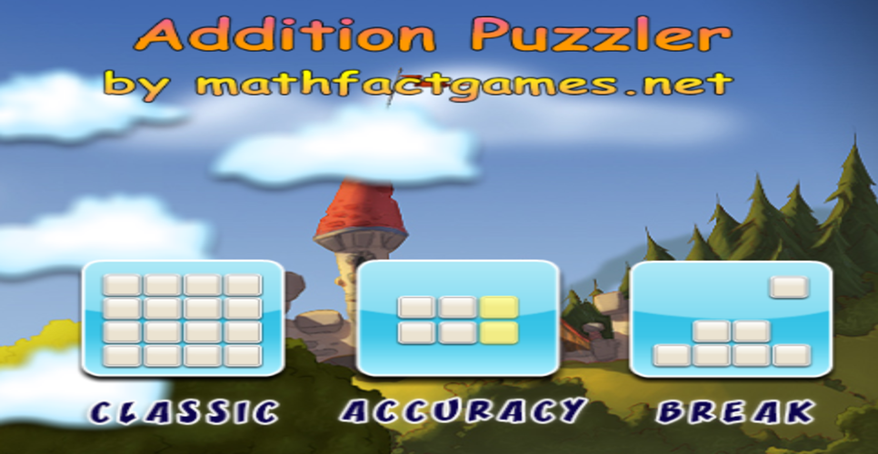 Play Addition Math Game Puzzles! | Math Games Online | Pinterest ...