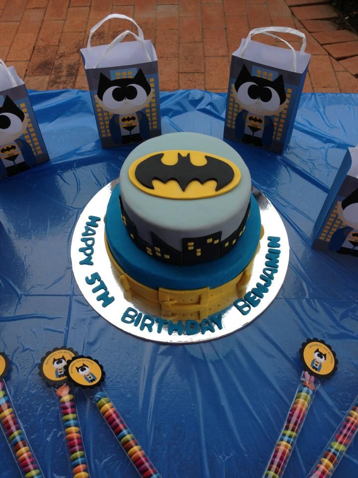 Batman cake personalised cakes cake batman cake