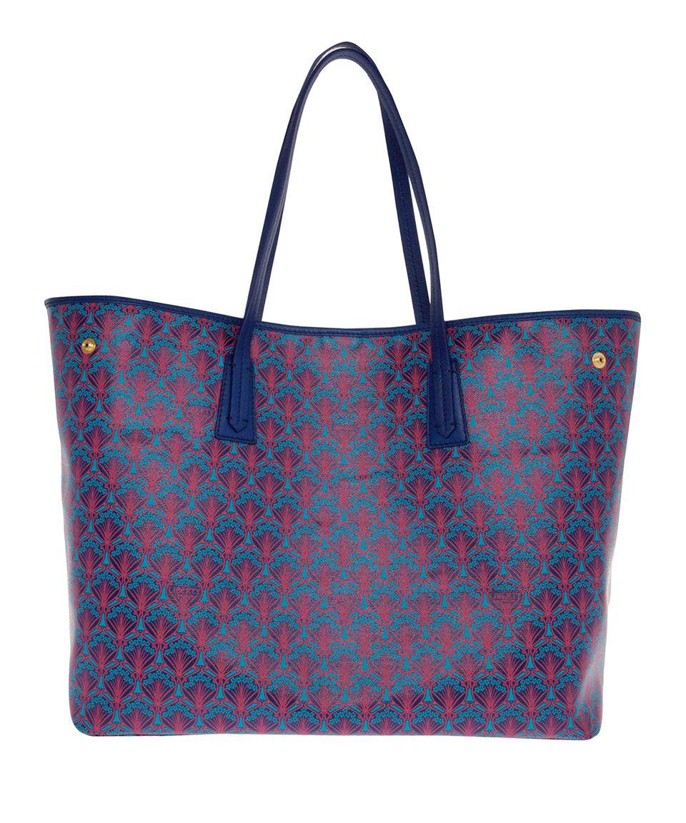 Liberty London Blue Iphis Liberty Tote Bag | Designer Handbags by Liberty London | Liberty.co.uk