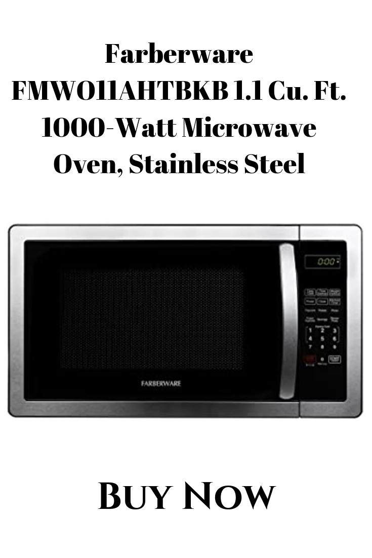 1000 Watts Of Cooking Power And 10 Power Levels Allow You To Adjust The Power From 10 To 100 Countertop Microwave Oven Cooking Programmes Countertop Microwave