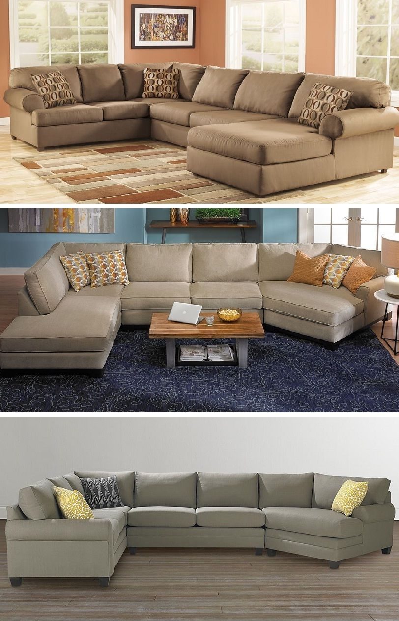Cuddler Sectional Sofa