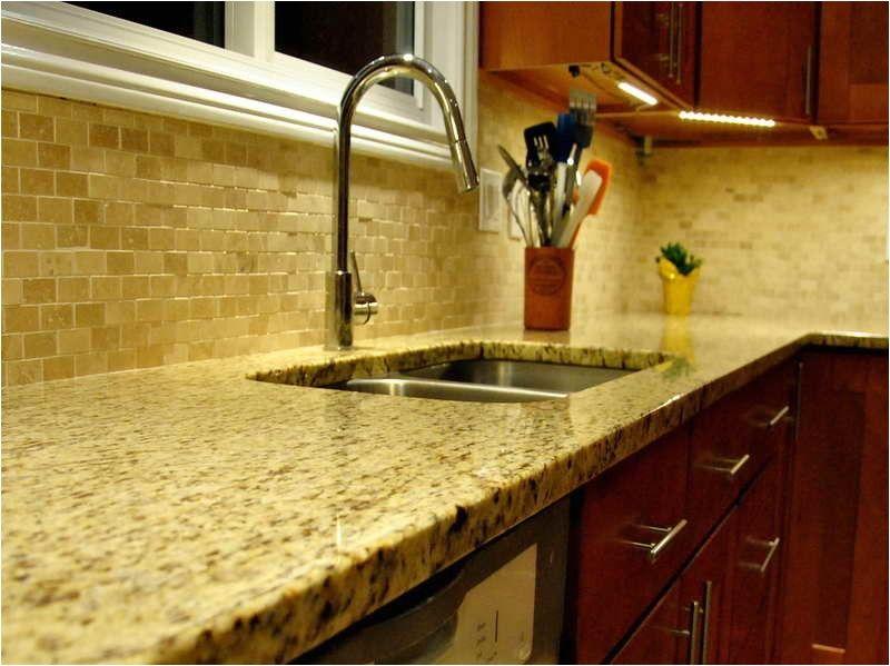 new venetian gold granite with subway