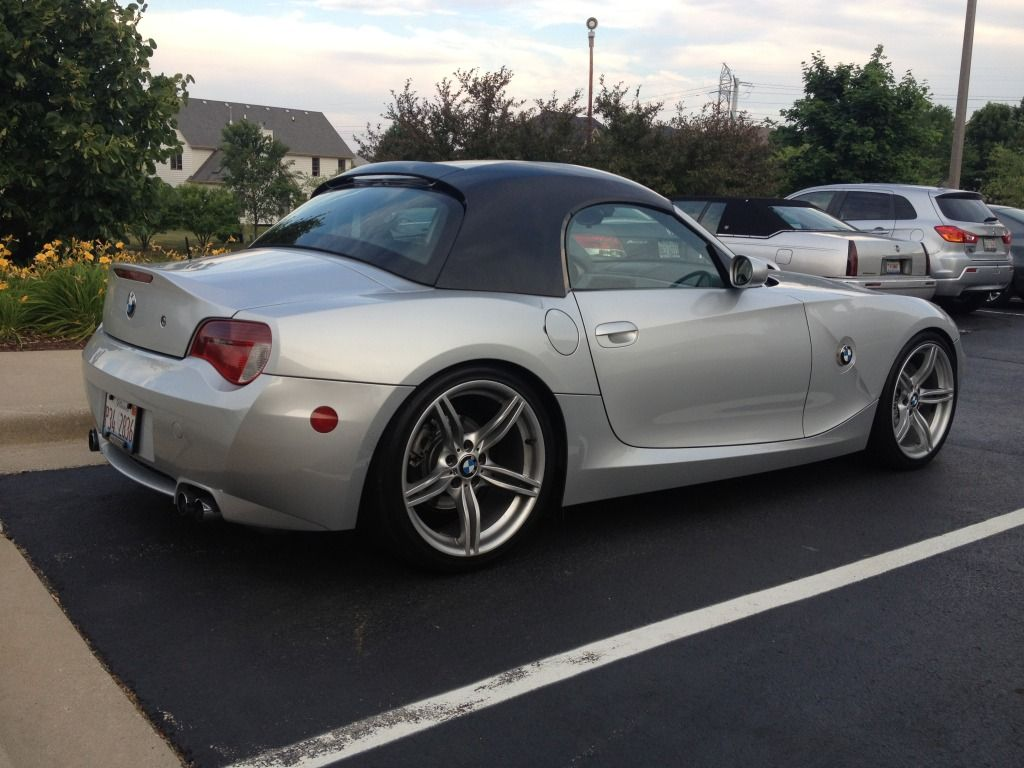 Is There A Hardtop Available For Gen 1 Z4 Roadsters