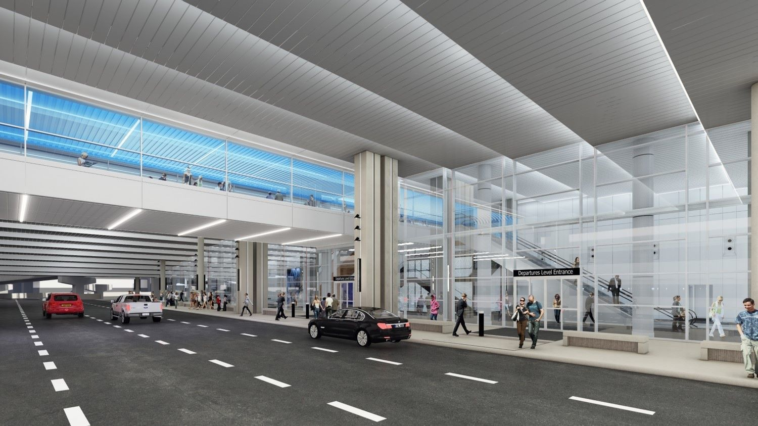 Part of Tampa International's Phase 2 expansion will not