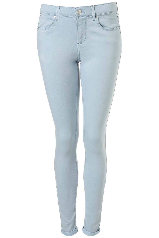 light blue skinny jeans for girls - Jean Yu Beauty