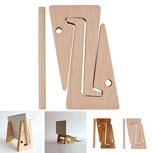 Dealpeak Modern Simple DIY Foldable Bamboo / Wooden ...