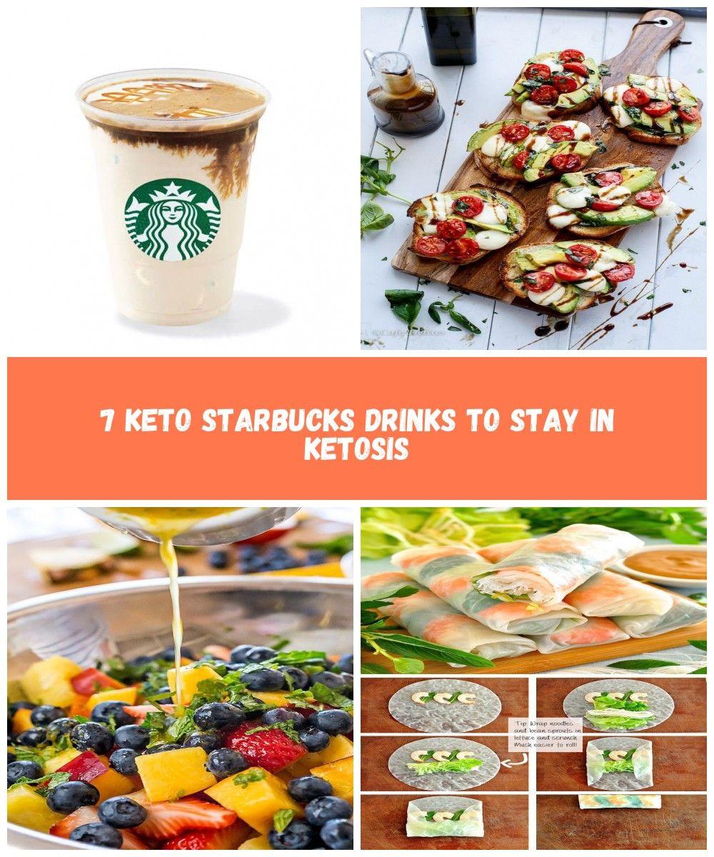 Try these low carb keto starbucks drinks, iced coffee, latte, americano, macha and more keto drinks at starbucks! #keto #ketodiet #ketogenic #ketogenicdiet diet drinks 7 Keto Starbucks Drinks to Stay in Ketosis #ketostarbucksdrinks