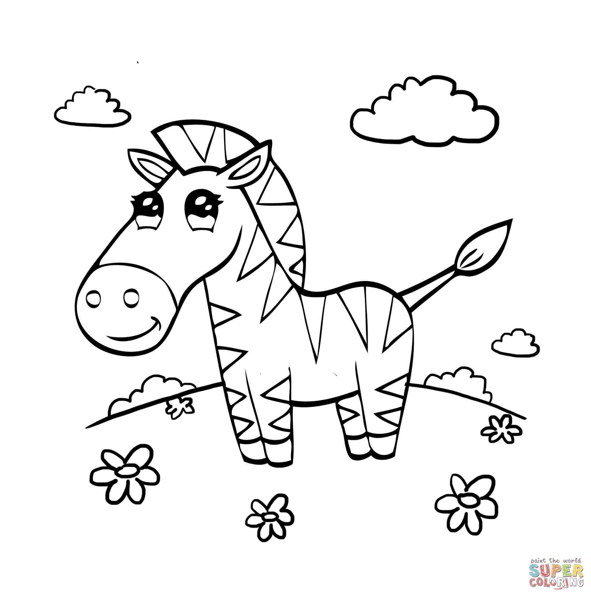 Boyama Sayfalari Okul Oncesi Etkinlik Faliyetleri Madamteacher Com Boyama Kitaplari Zebras Hayvan Boyama Sayfalari