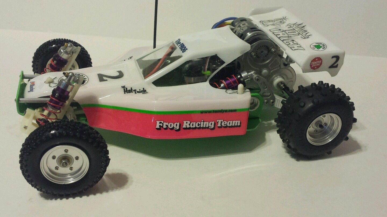 Tamiya Frog hot trick rc10 tamiya eBay Tamiya, Rc cars
