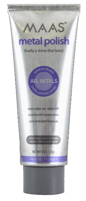 Maas International Metal Polish - works beautifully on sterling and keeps them from tarnishing. Also shines up chrome, stainless and copper around the house -- not just a one-trick pony!