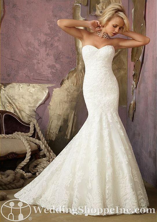 3773cd9a8552 Mori Lee Bridal Gown 1862
