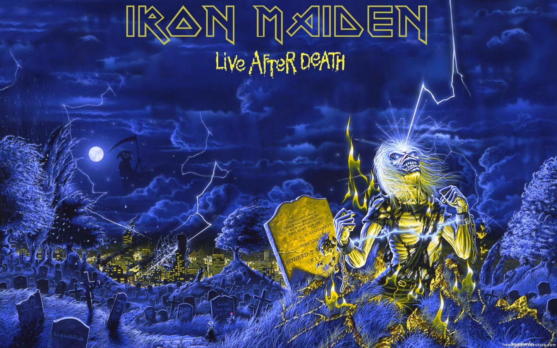 iron maiden hd wallpapers backgrounds wallpaper | iron maiden