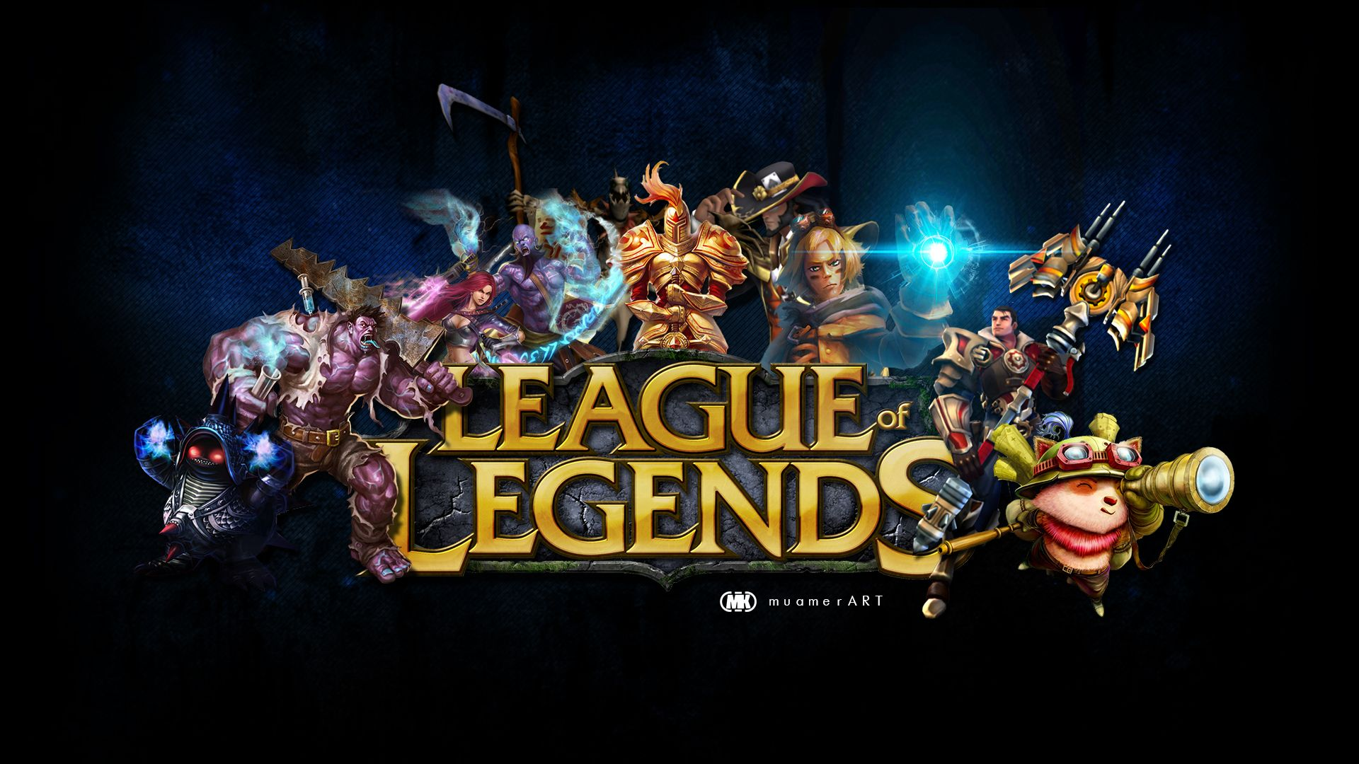 League Of Legends Wallpapers Collection For Free Download League