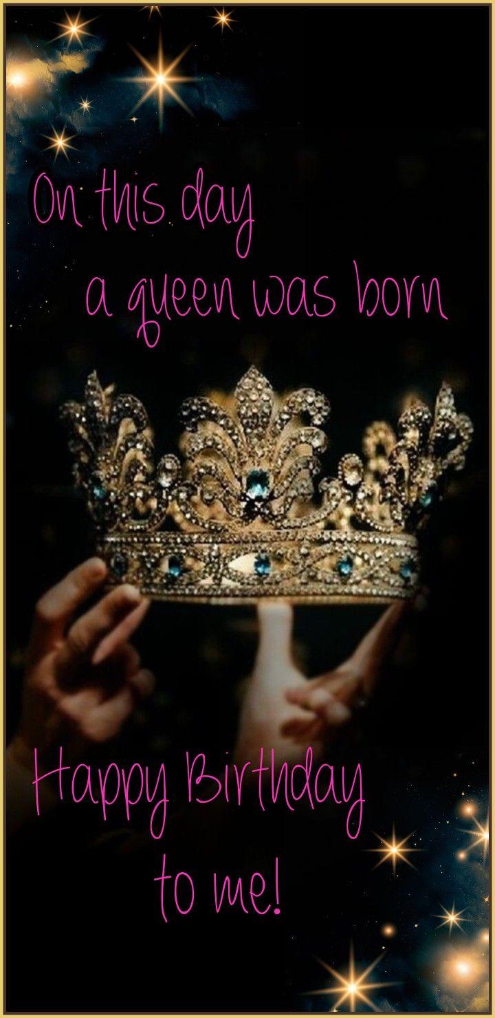 Queen's birthday | Tarjetas de feliz cumpleaños, Imagen ...