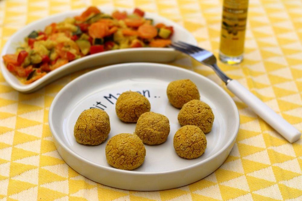 Boulettes de haricots blancs aux épices | Haricots blancs ...
