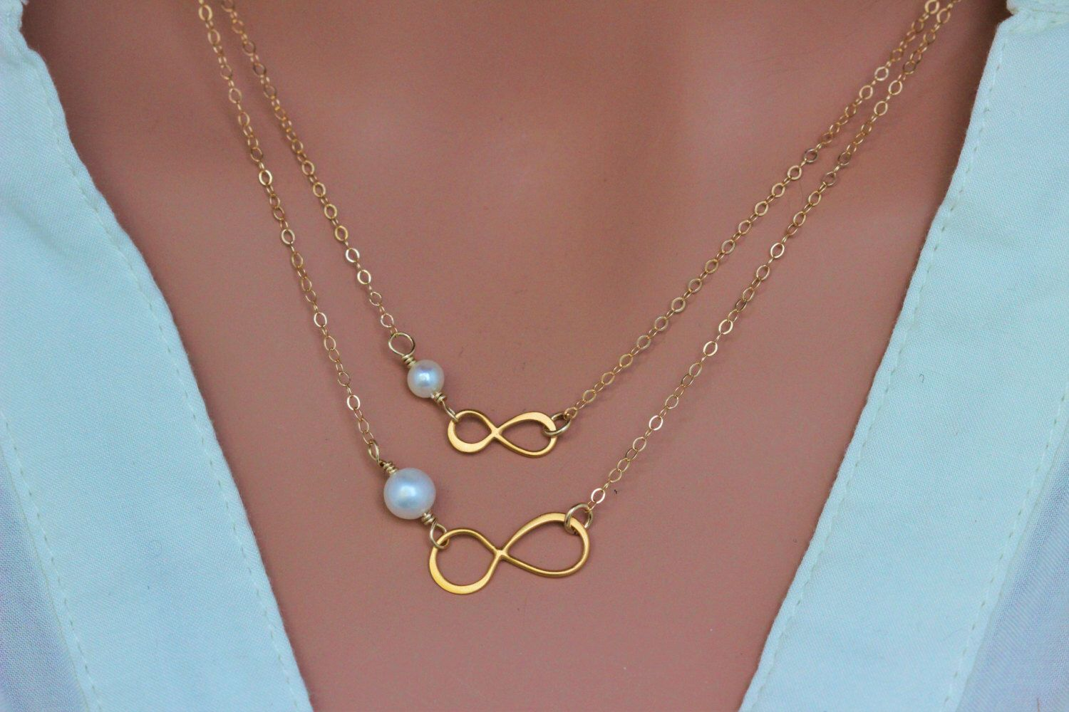 daughters fullxfull two infinity daughter listing mother ctar bracelet necklace zoom sets il