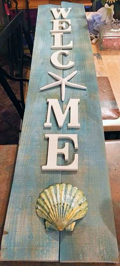 Photo of 5 Ways to Make a Cool Large Beach Sign from Something Old