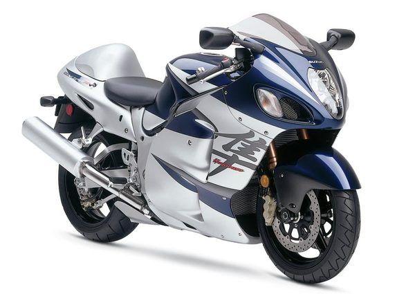 Suzuki GSX1300R Hayabusa #motorcycles