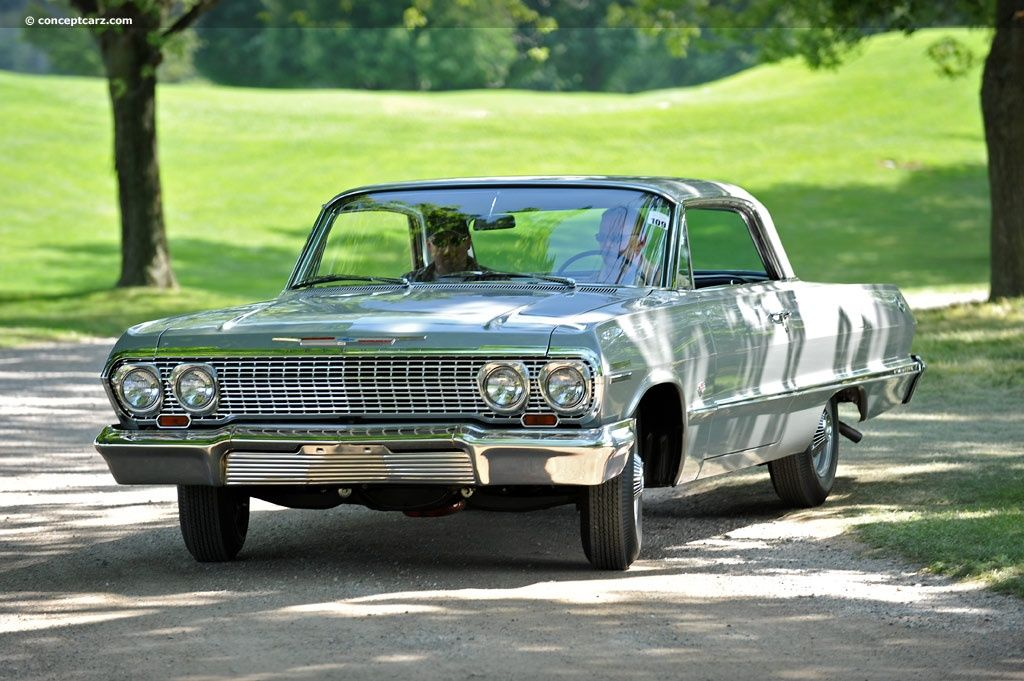 1963 Chevrolet Impala Z11 427 Maintenance Restoration Of Old Vintage Vehicles The Material For New Cogs Casters Gears Pads Chevrolet Impala Impala Muscle Cars