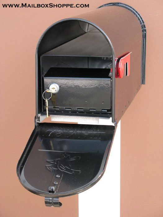 Locking Mailbox Inserts Mailbox On House Lockable Mailbox Mailbox Lock