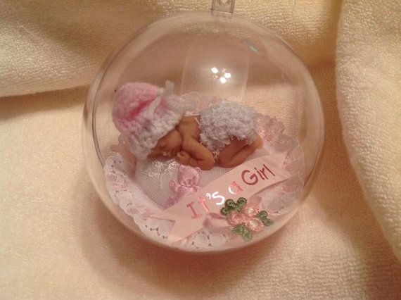 Baby baubles by Foreverourangels on Etsy