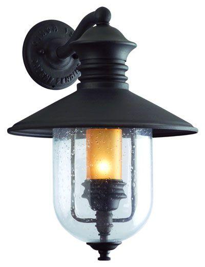 Outdoor Lights Old Town Barn Lantern Rustic Exterior Lighting Bronze