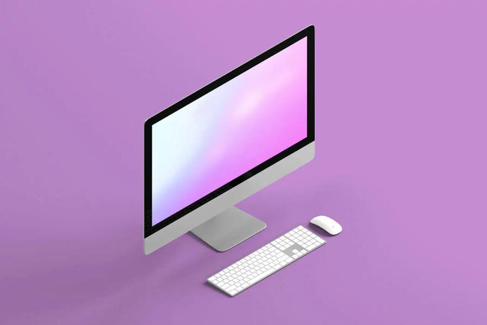 30 Best Imac Mockup Templates Mediamodifier Computer Mockup Mockup Mockup Generator