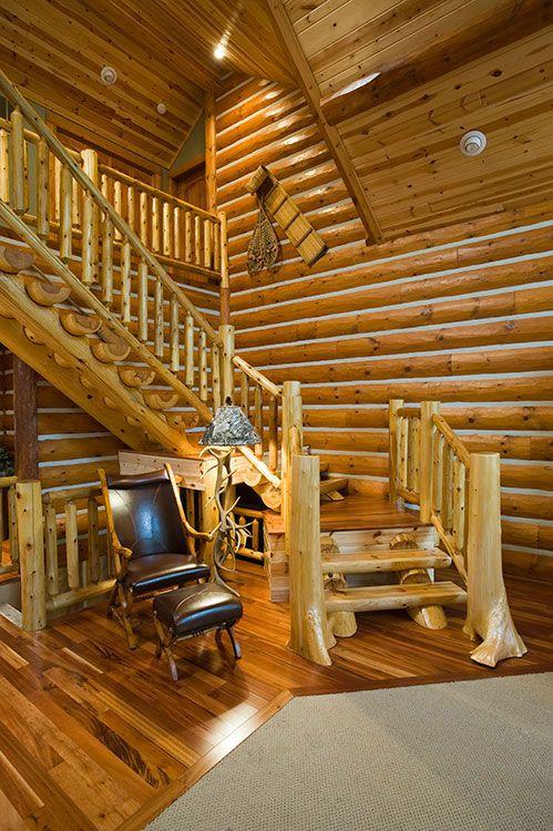 Half Log Siding Woodhaven Log Lumber Log Homes Log Siding Home