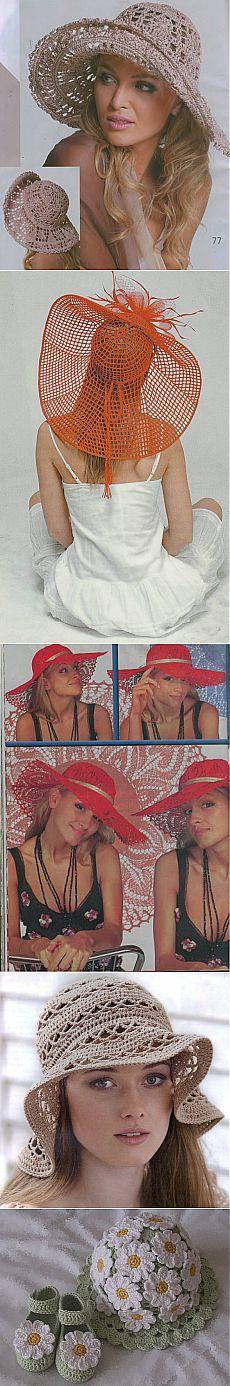 cappelli estivi.