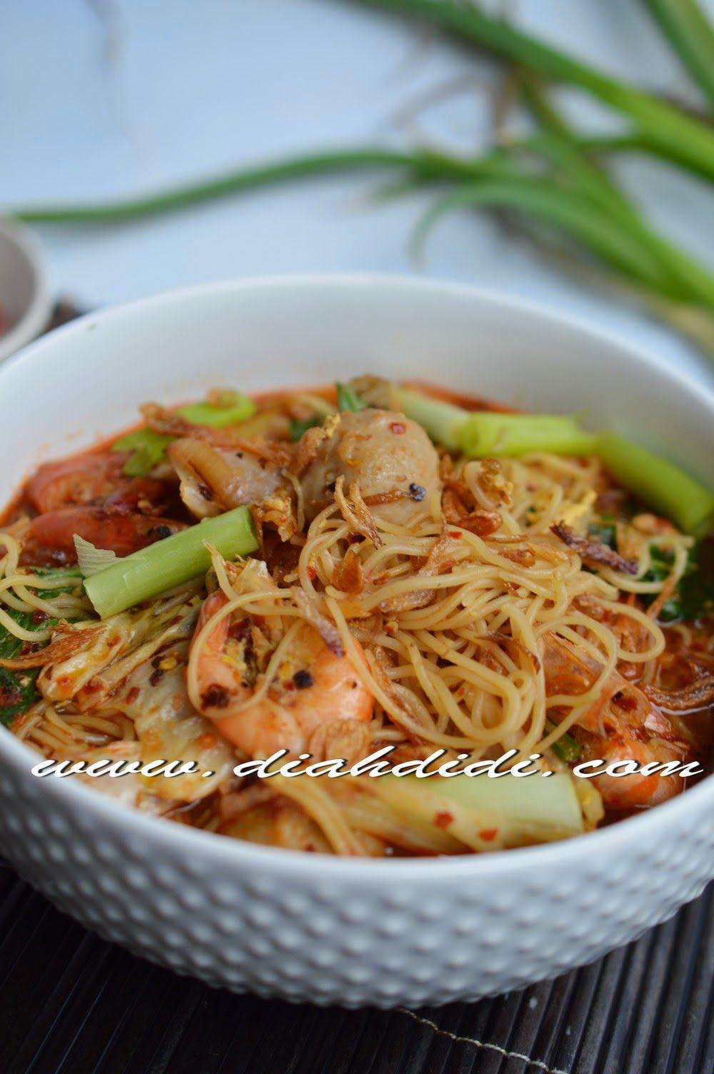 Bihun Kuah Pedas Resep Masakan Sehat Resep Masakan Makan Malam