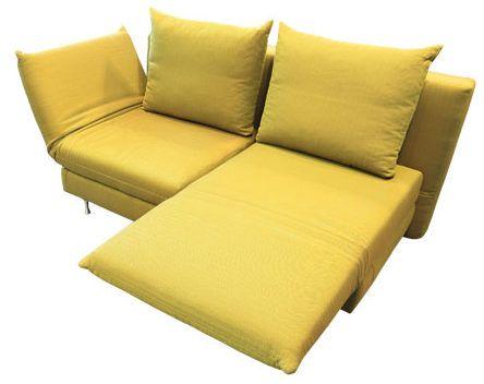 schlafsofa mit drehbaren sitze sofas f r g ster ume pinterest sofa schlafsofa und wohnzimmer. Black Bedroom Furniture Sets. Home Design Ideas
