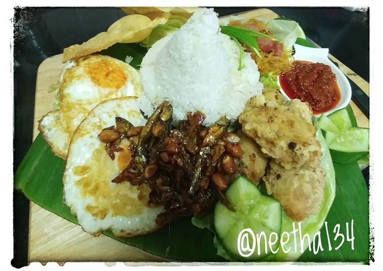 Resep Nasi Lemak Rice Cooker Oleh Neetha Rahma Resep Makanan Nasi Lemak Resep