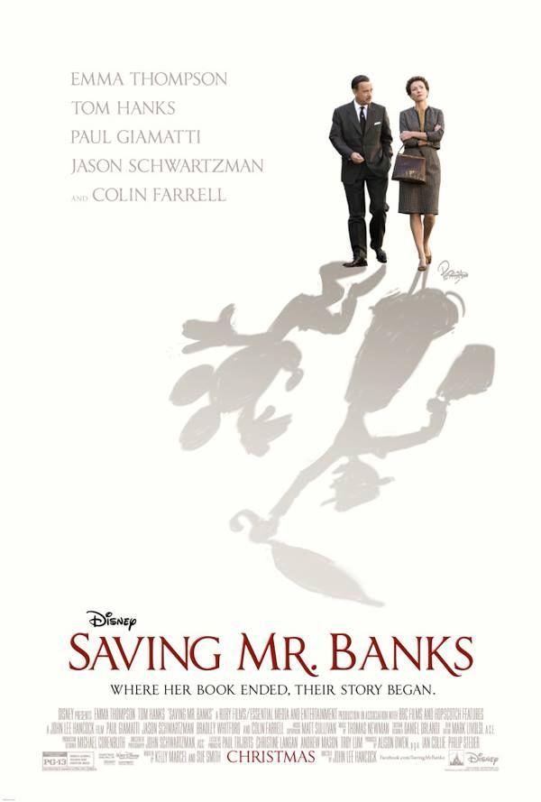 saving mr banks poster에 대한 이미지 검색결과