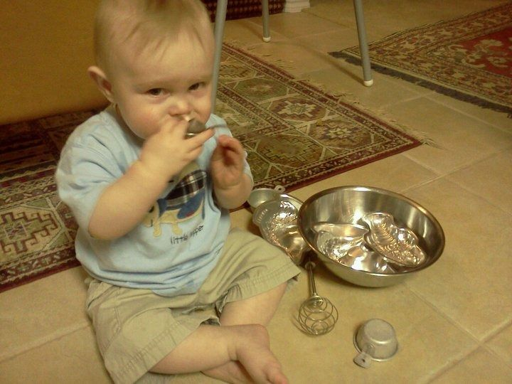 Sense of Wonder: Sensory tubs especially for babies and early ...