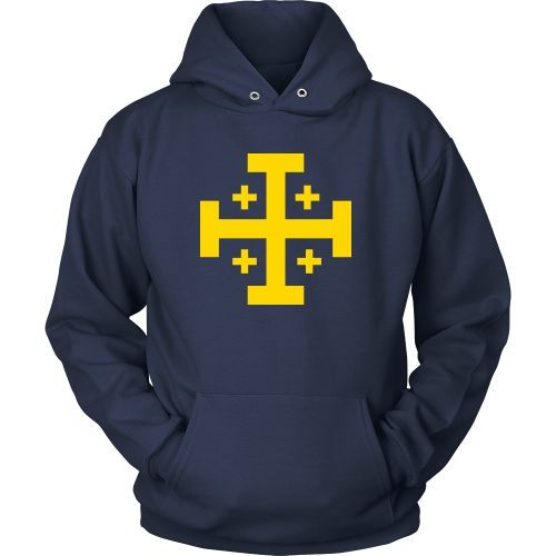 Kingdom of Jerusalem Hoodie