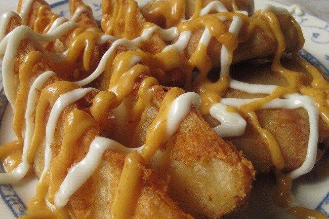 Resepi Cheesy Wedges Ala Kfc Bahan Bahan Bahan Potato Wedges Kentang Garam Pati Ayam Tepung Gandum Serbuk Lada Hitam Bahan Sos Kfc Recipe Wedges Recipe Food