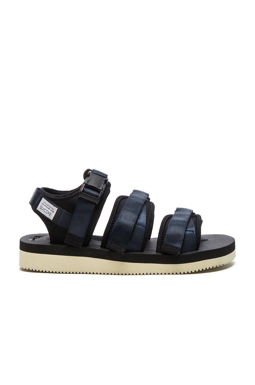 9c288e718650 SUICOKE SUICOKE GGA-V SANDAL IN NAVY. .  suicoke  shoes  sandals ...