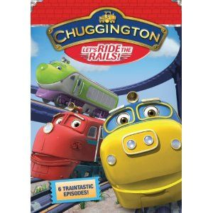 Caden Loves Trains So Of Course Chuggington Is One Of His