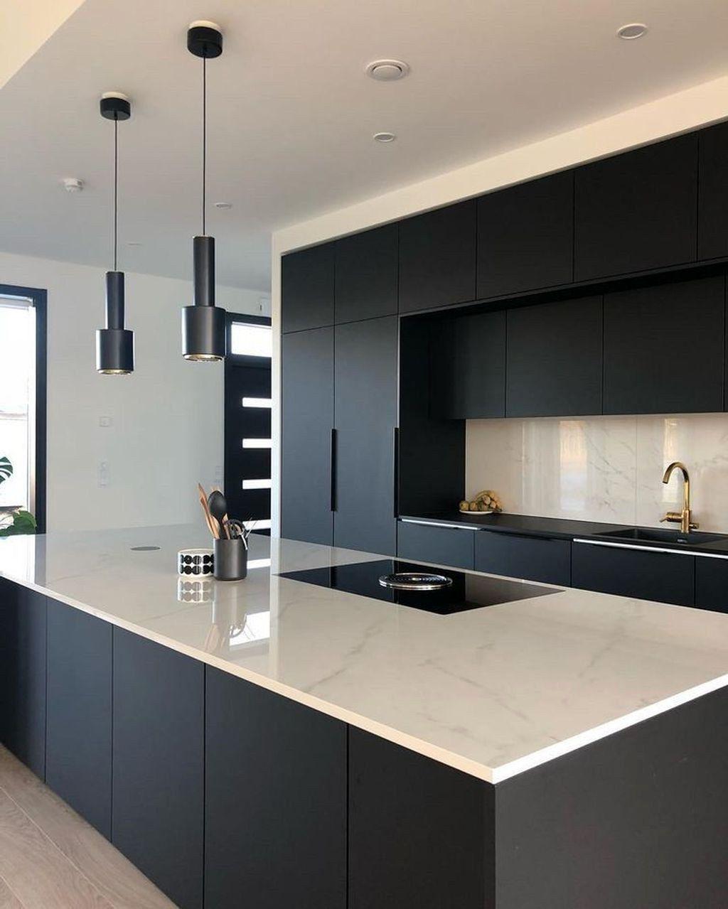 31 Wonderful Lu Ury Kitchens Design Ideas With Modern Style 30 Best Inspiration Ideas That You Want Luxury Kitchen Design Modern Kitchen Design House Design Kitchen