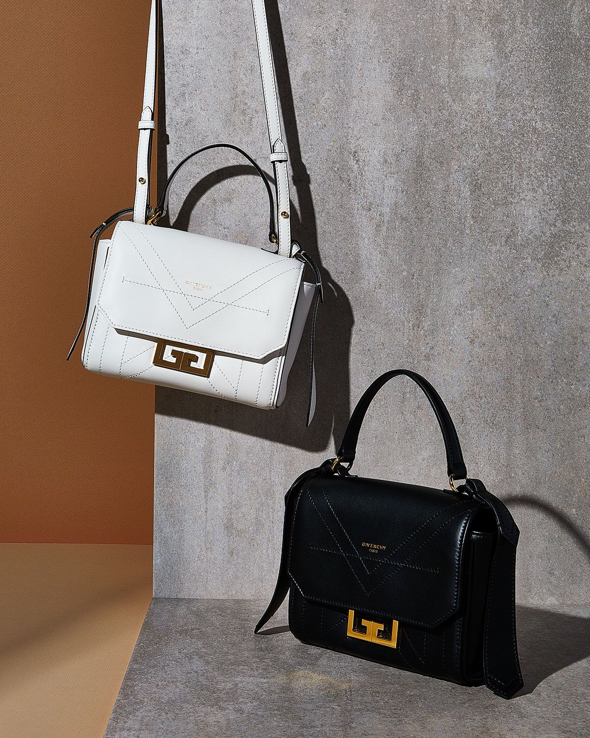 Givenchy Eden Mini Smooth Leather Crossbody Bag Leather Crossbody Bag Leather Crossbody Bags