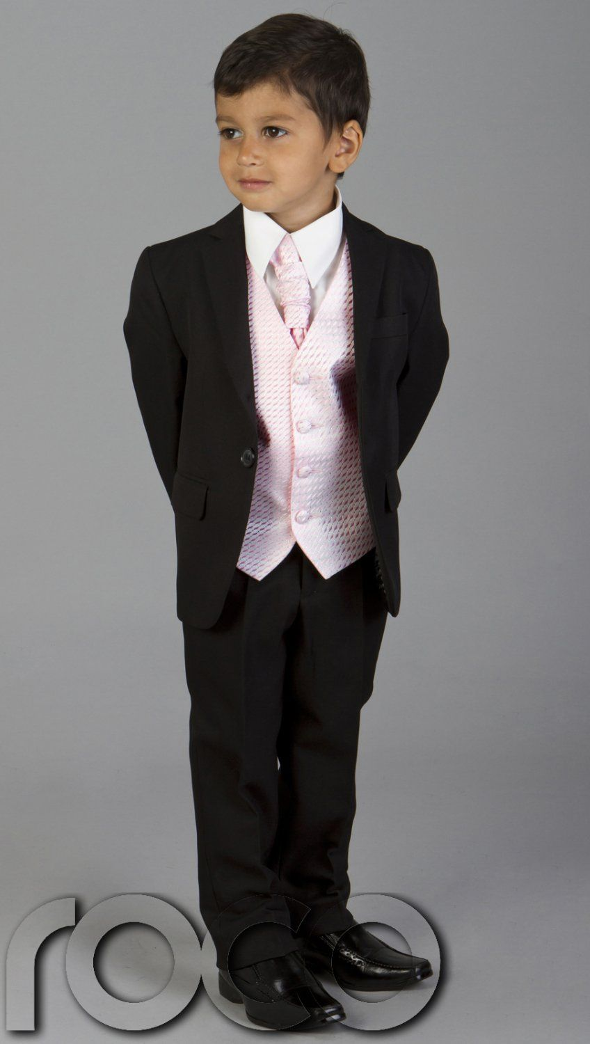 Kids Wedding Suit For Boys