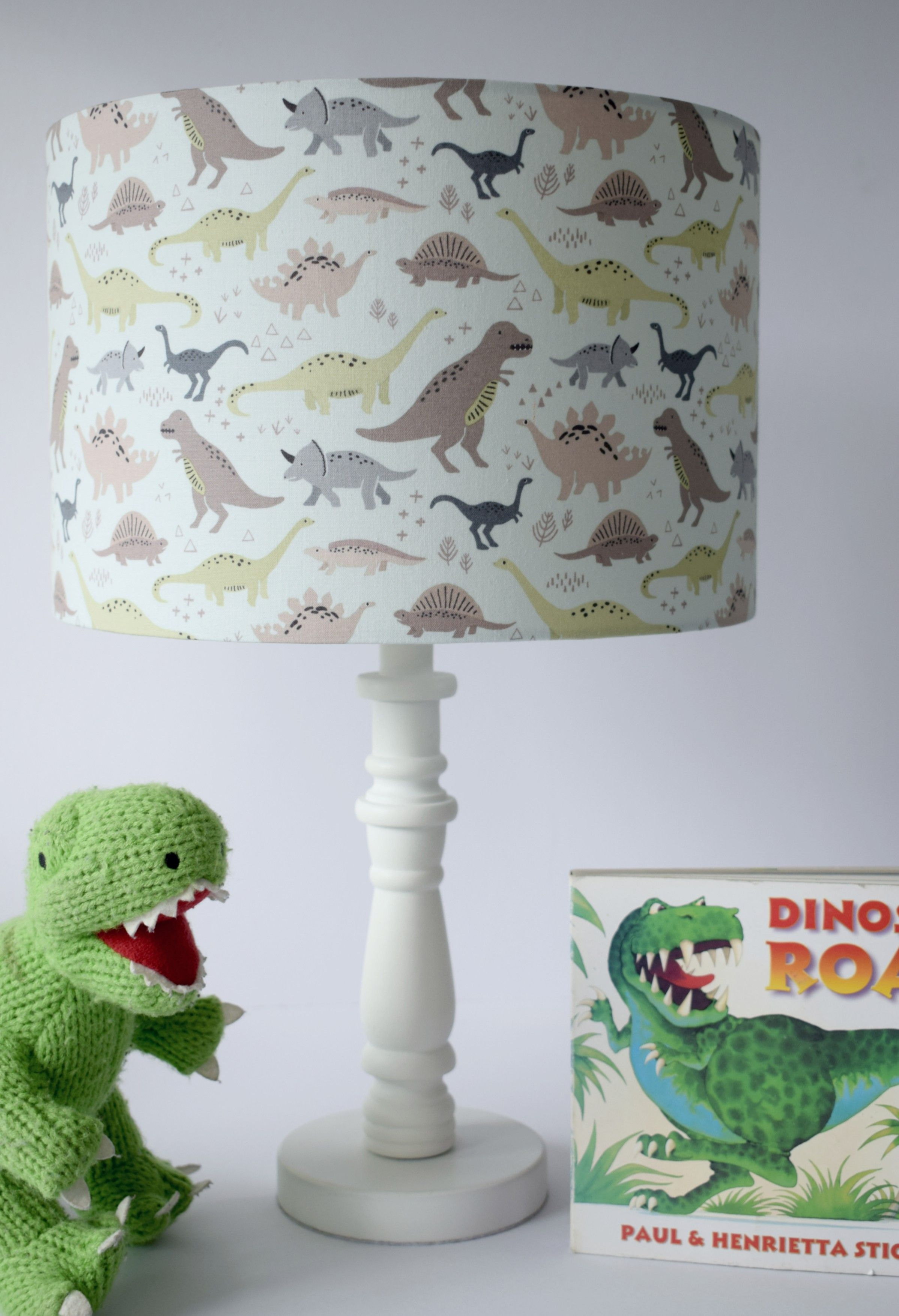 Dinosaur Lampshade Ceiling Blue Lampshade For Boys Dinosaur Nursery Decor Dinosaur Home Decor Gift Dinosaur Bedroom Accessories Camerette