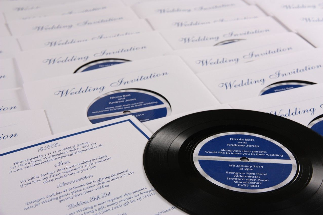 A Novel and different way to send your Wedding invitations! An ...