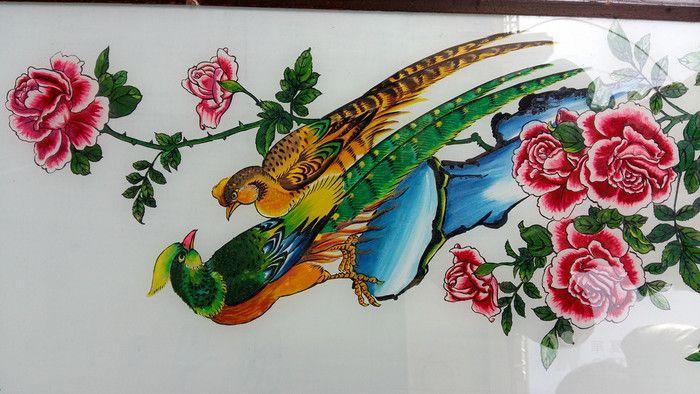 Картинки по запросу 玻璃畫