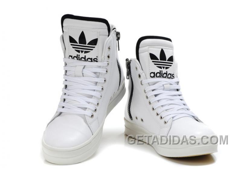 zapatos altos adidas hombre