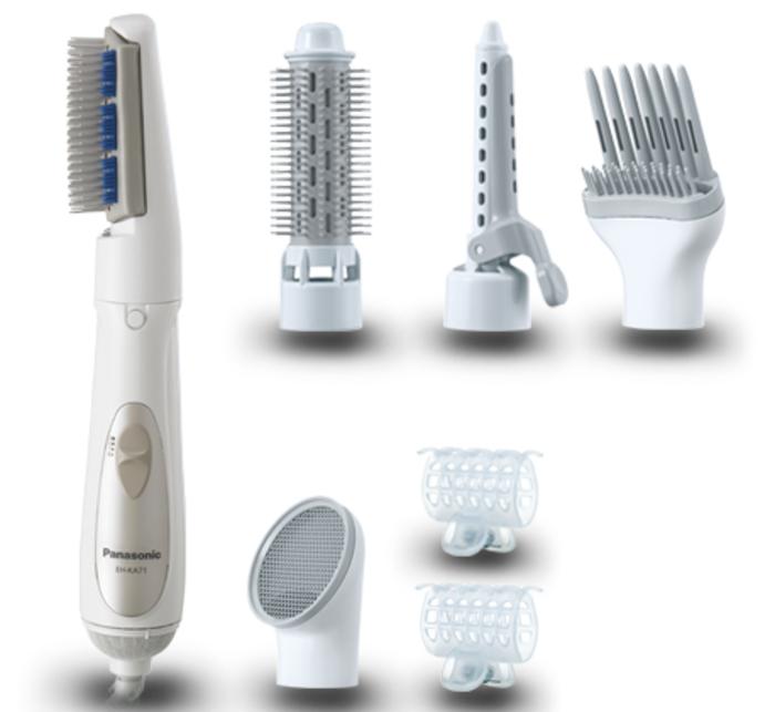 فرشة الاستشوار الشعر 5 قطع Ne06 وللتواصل لشراء وطلب المنتج يمكنكم الاتصال على اللارق Hair Styler Hair Watt