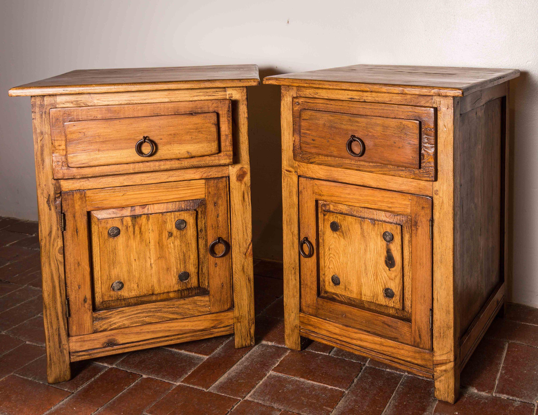 Rustikale Nachttisch Nachttische Rustic Furniture Und Furniture