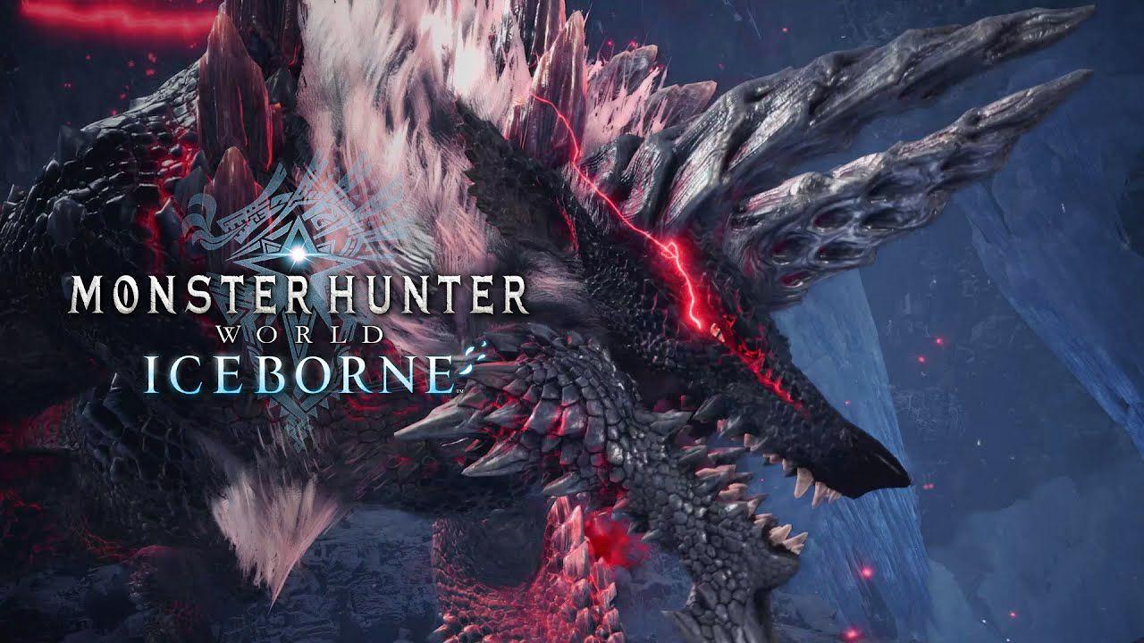 Monster Hunter World Iceborne Zinogre Stigeo In December Revealed A Mysterious Monster Monster Hunter World Monster Hunter Monster Hunter 3rd