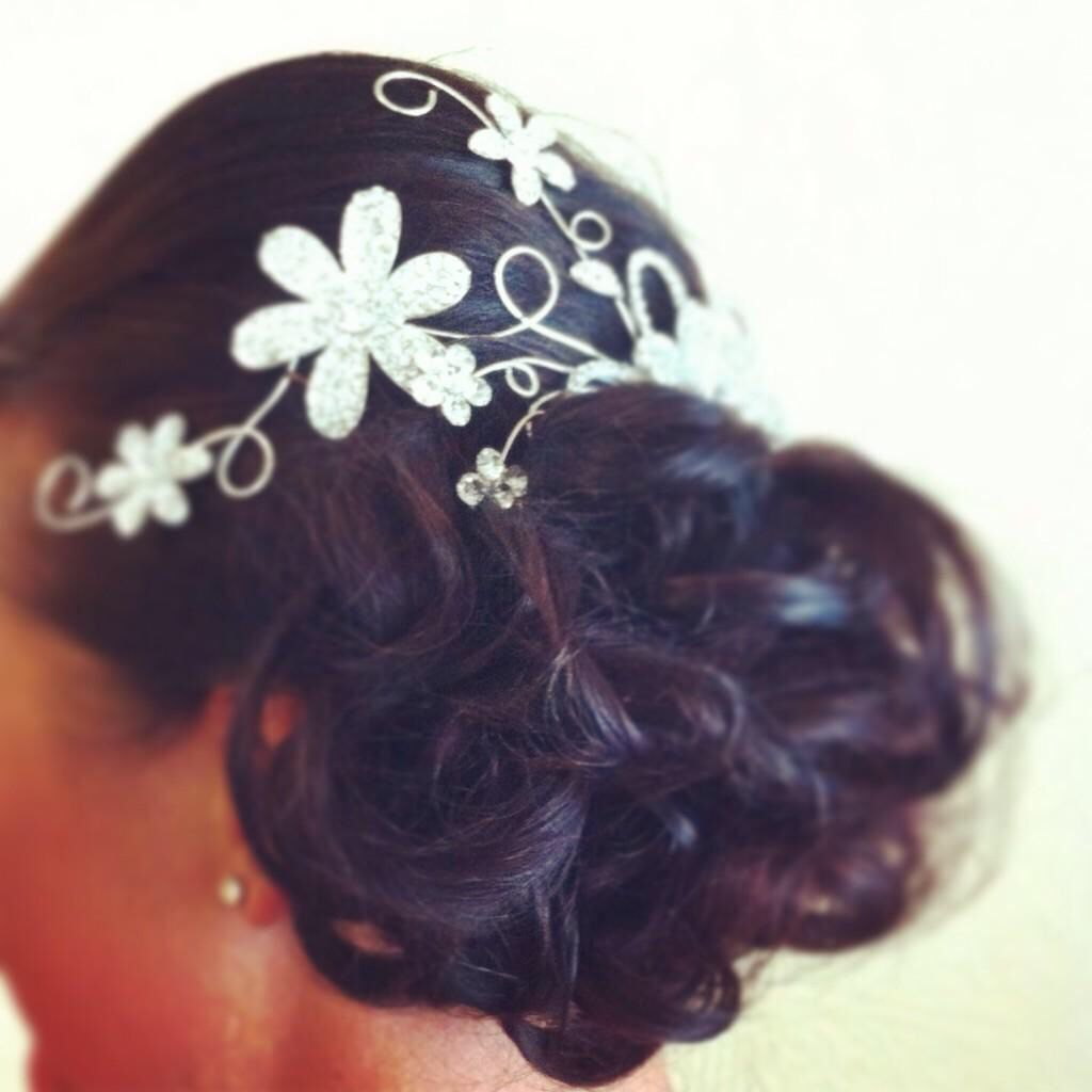Pin by tracy mcmahon on wedding hair wedding hairstyles