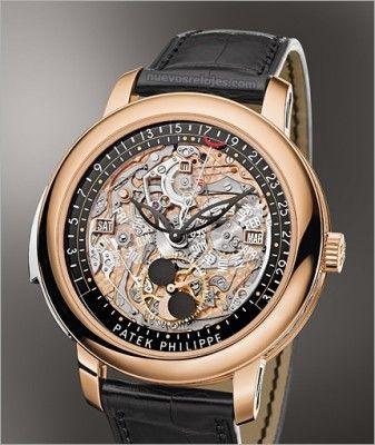 Grandes Complicaciones Ref 5304r 001 Oro Rosa De Patek Philippe Nuevos Relojes Reloj De Hombre Relojes De Lujo Para Hombres Patek Philippe